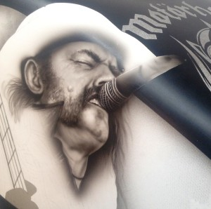 lemmy airbrush