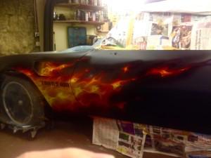motivlack flames