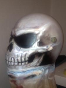 skull helmet motivlack
